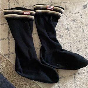 Hunter Tall Boot Inserts Socks